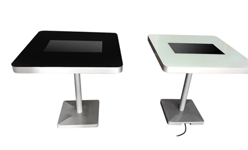 Multitouch Tables And Kiosks CAFE Interactive Restaurant - Restaurant table displays