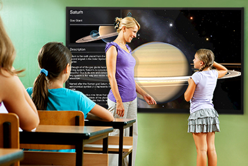 multitouch for education