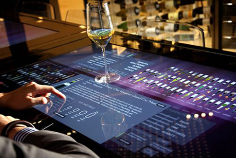 nightclub multitouch