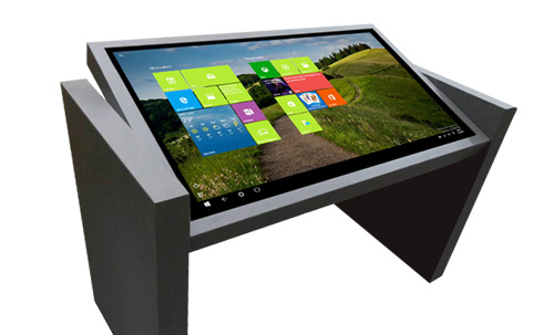 Multitouch Tables and Kiosks - 3-ADJV Adjustable View ...