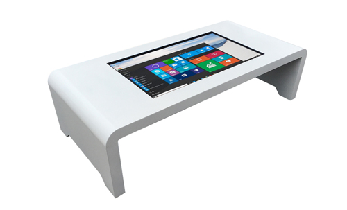 Multi Touch Coffee Table Ideum S 46 Multitouch Coffee Table Bonjourlife Ideum And 3m