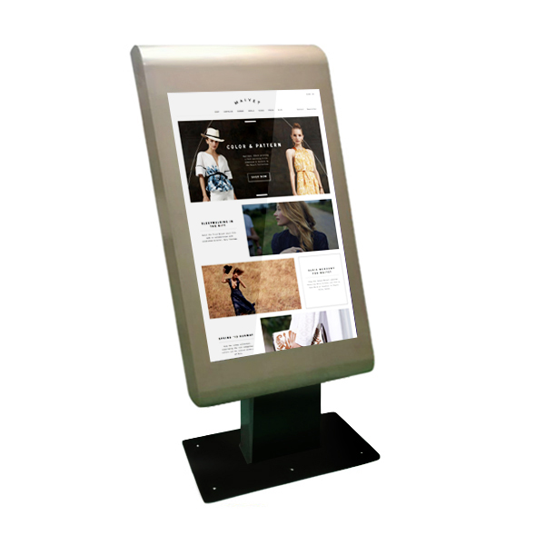 Multitouch Tables And Kiosks 97RSM Table Top Or Full Size Smart Mirror