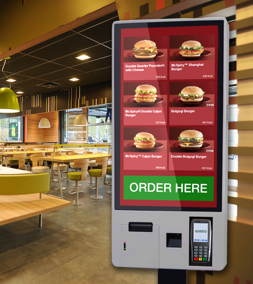 Fast Food Ordering Technology